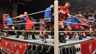 Raw: SmackDown vs. Raw Battle Royal