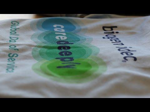 Biogen Idec Care Deeply Day 2014