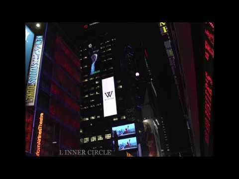 WINNER on Times Square Billboard Ad LED Screens New York