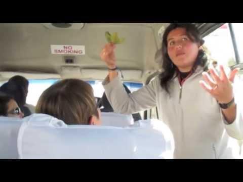 Camino al Colca desde Arequipa