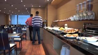 abba reino de navarra hotel hotel en pamplona video spot full hd