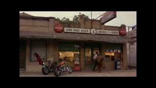 Easy Rider-Jack Nicholson strikes back