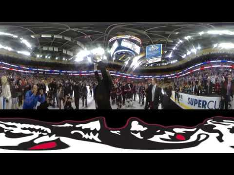 Northeastern Hockey: Beanpot Champions   360 video