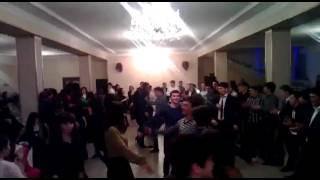 Дышековы Азамат и Оксана(свадьба в Карагаче)