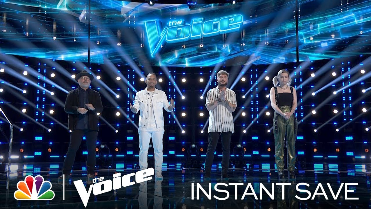 Who Will Win the Wildcard Instant Save? - The Voice Live Top 17 Results 2021