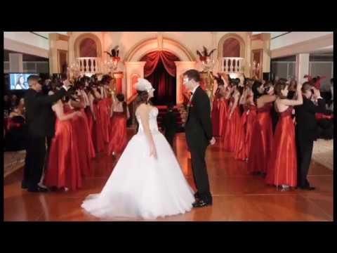 2 Ashley Perez Masquerade Theme Quince Celebration Part 2 YouTube