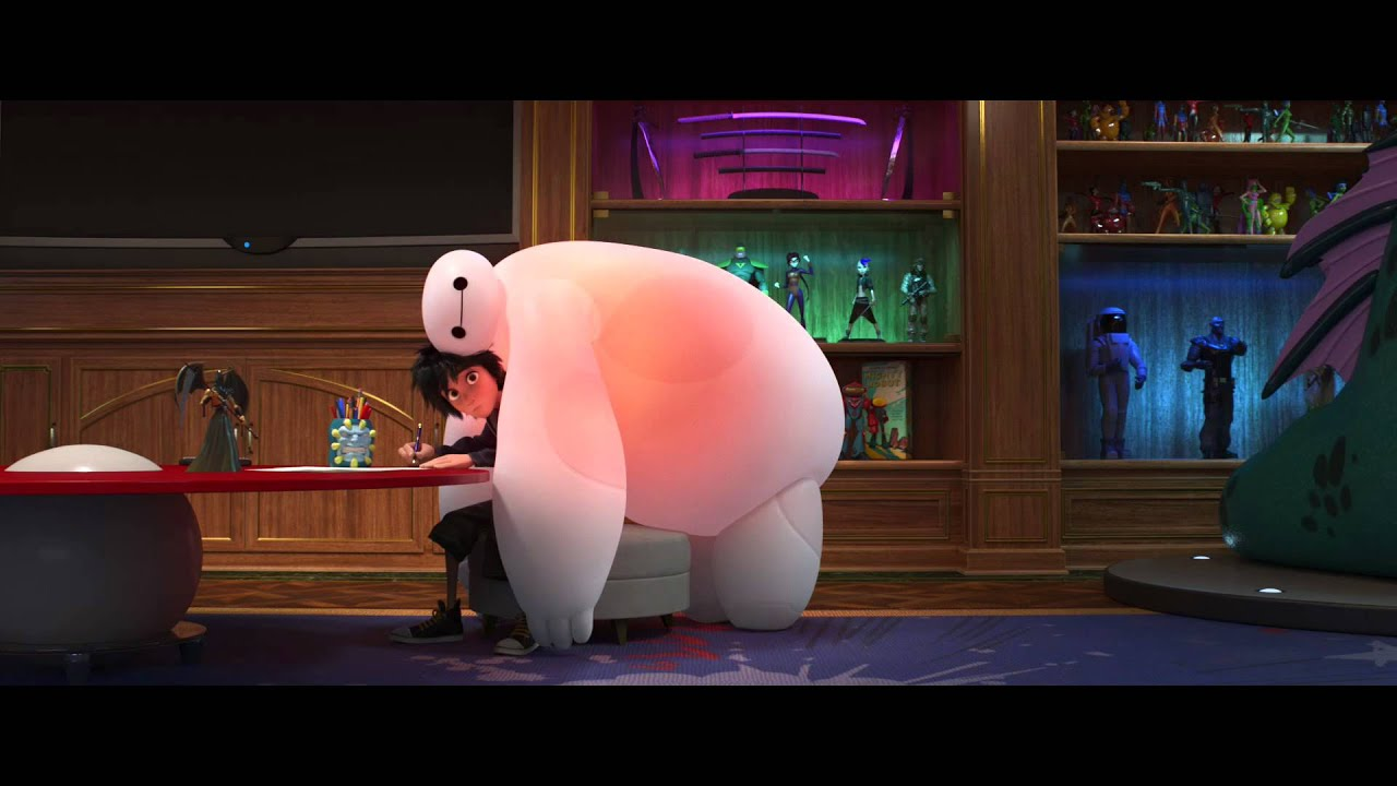 Baymax Celebrates National Hugging Day 2015 - Big Hero 6