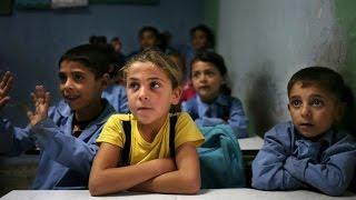 يونيسيف: نحو 50 مليون طفل في العالم اقتلعوا من جذورهم