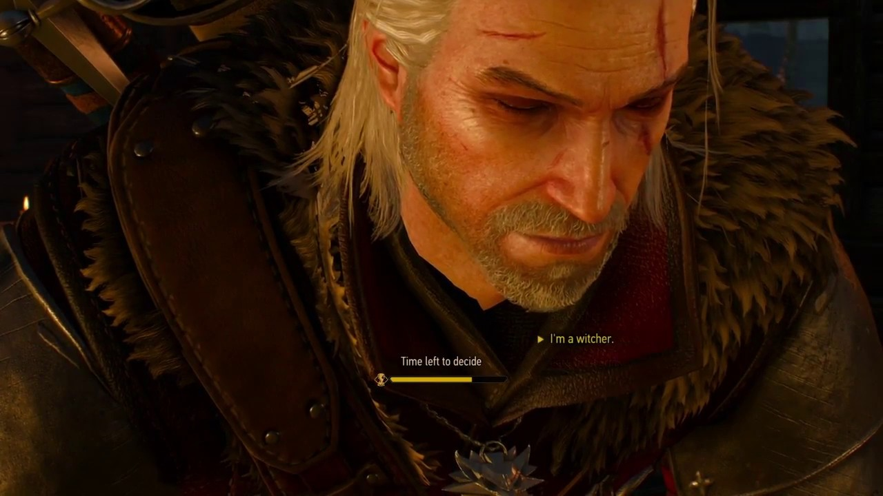 witcher 3 quotes geralt
