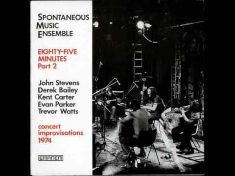 Spontaneous Music Ensemble - Ten Minutes