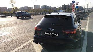 Из CLS500 в 63AMG. Audi A8L стала 650 сильным монстром! Audi RS6 770hp - ещё один убийца суперкаров.