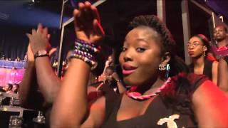 Ada ft Chidinma - Celebration Live Performance  MTN Project Fame Super Collabo