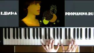 Lenka Everything at once cover piano