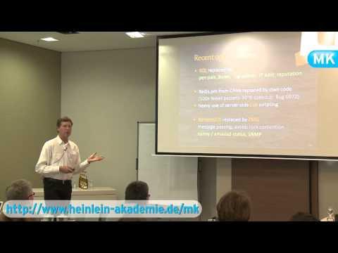 Amavis and SpamAssassin (Mark Martinec, Mailserver-Konferenz)