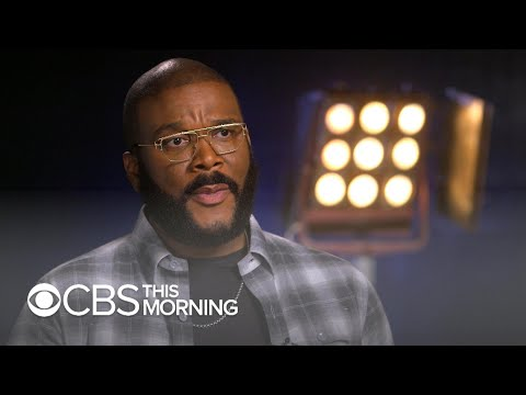 """Tyler Perry tells Gayle King: """"I'm ignored in Hollywood"""""""