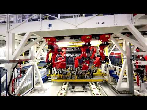 2014 Versaflex FCA SATA Plant Melfi