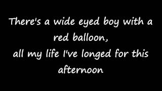 Roxette - June Afternoon lyrics