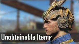 Fallout 4: 5 Unobtainable Items that can't be Used - Fallout 4 Secrets