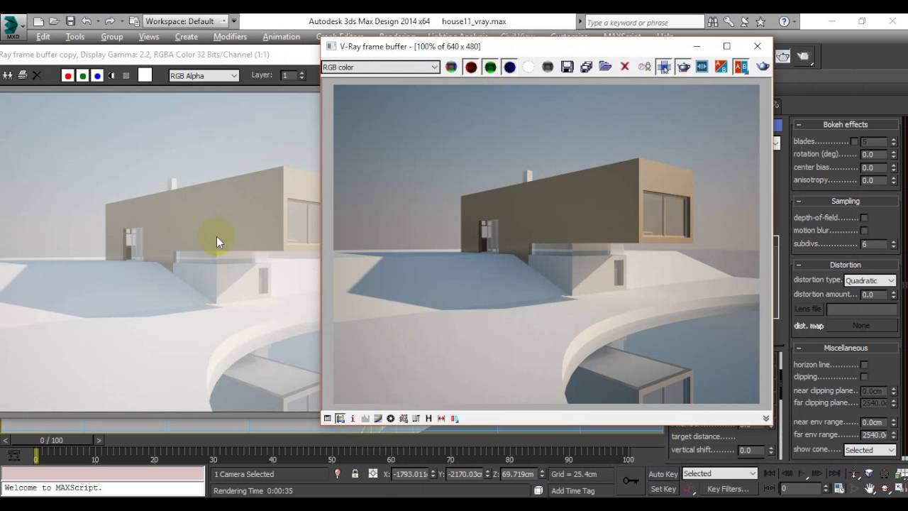 vray for 3ds max 2014