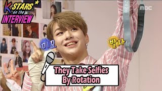 Video [CONTACT INTERVIEW★] All Members Take Selfies By Rotation 20170827 download MP3, 3GP, MP4, WEBM, AVI, FLV Oktober 2018