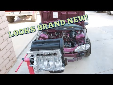 DIY HOW TO PAINT YOUR ENGINE BLOCK!