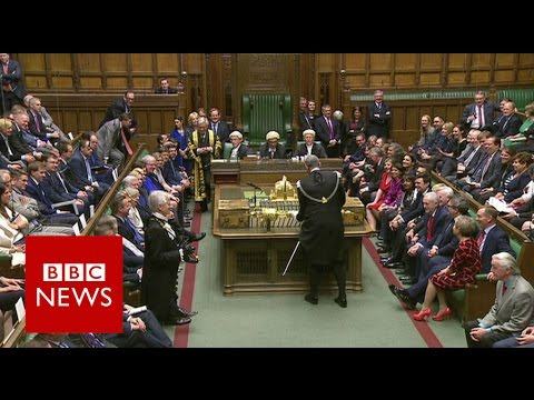 """Hands off the BBC"" shouts Dennis Skinner MP - BBC News"