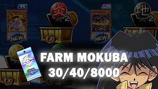 [Yu-Gi-Oh! Duel Links] How to Farm Mokuba LVL 40 / 30 / 8000 Points / No Union / Yeah Union