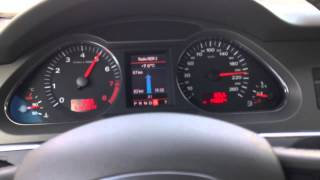 Audi A6 Avant 2.0 TFSI 0-200 170Ps multitronic
