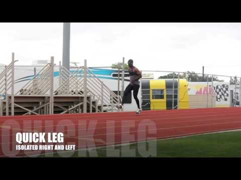Developing Speed for All Ages: Sprint Drills