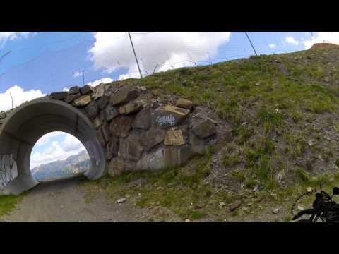 Quad tour Risoul (Fr)