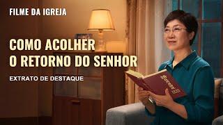 """Filme evangélico """"Quebrar o feitiço"""" Trecho 1 – Como podemos testemunhar a vinda do Senhor?"""