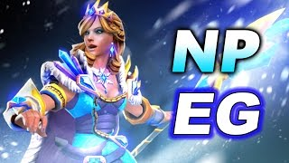 team np vs eg no mercy elimination mode 2 0 dota 2