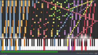 hd piano tutorial how to play the hardest song of all time