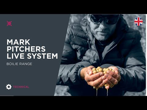 ***Carp Fishing TV*** Mark Pitchers Winter Live System Edge