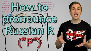 "How to pronounce the Russian R (""Р"")"
