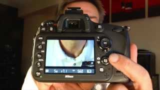 01. Nikon D600/D610 Tips & Tricks - Tutorial (English Version)
