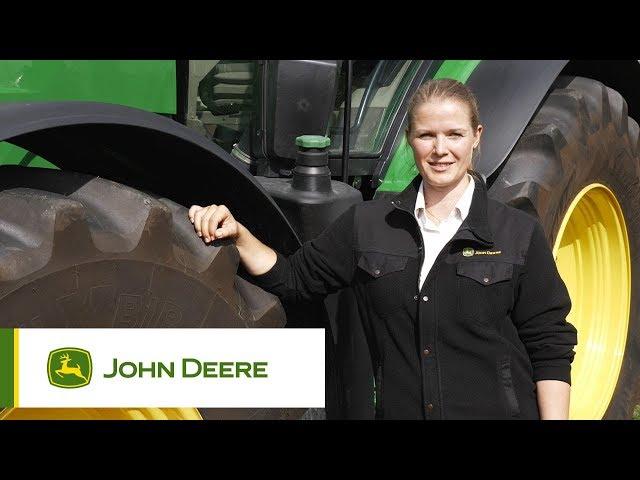 Traktor-Optimierung Reifen und Ballastierung