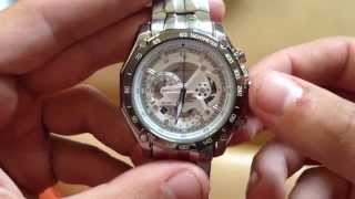 Casio Edifice EF-550 Chronograph