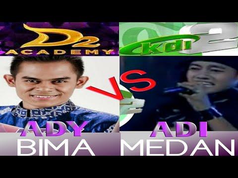 Adi KDI 2 VS Adi D Academi 2 nyanyi lagu IBU