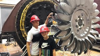 Going DEEP into a World Wonder of Engineering. INCREDIBLE! See Underneath the Lincoln Memorial: https://youtu.be/pBo2PSF2Pvg Where else should we ...