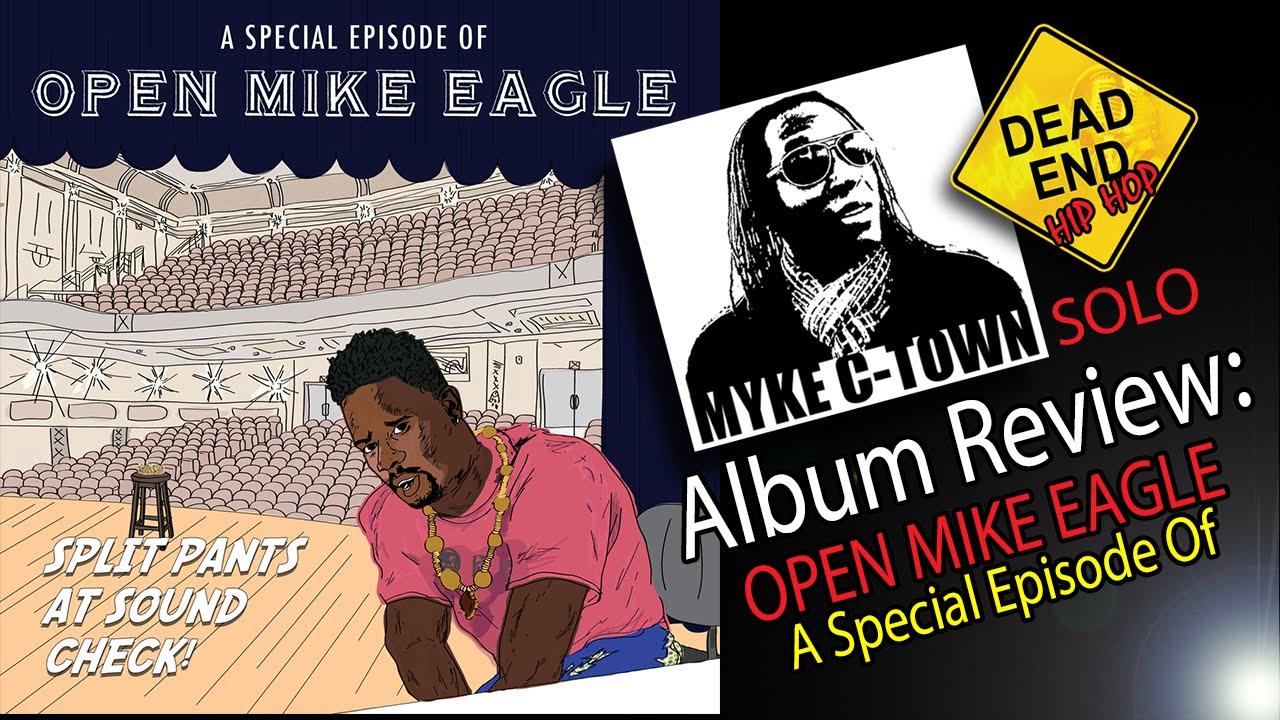 Open Mike Eagle Album Art