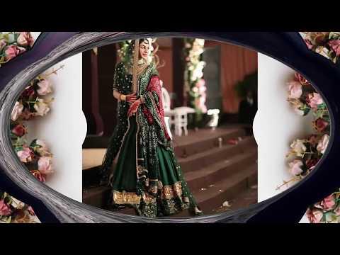 Latest Wedding Bridal Lehenga Lengha Choli Indowestern Gown Designs || Fashion style - Haute Couture