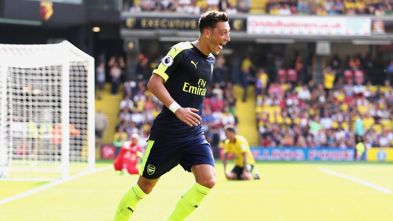 Download Watford vs Arsenal 1-3 All Goals & Highlights Match Premier League  27/08/2016 HD