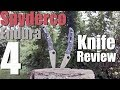 A Spyderco Endura 4 Flat Ground FRN Knife Review.  My favorite pocket knife ever.