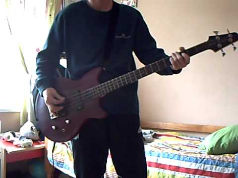 The Smashing Pumpkins - 1979 Bass Cover - YouTube
