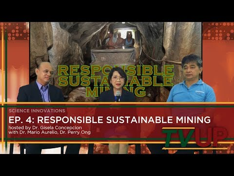 SCIENCE INNOVATIONS | Episode 04: Responsible Sustainable Mining