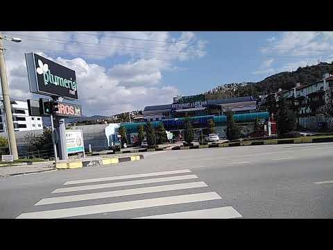 Каргыджак это место с хорошими пляжами, много отелей и мало застройки