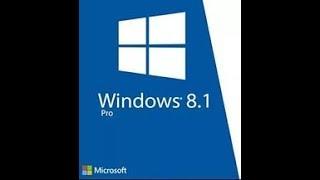 Тема этого фильма - Windows 8,1 орнату,басынан соңына дейін