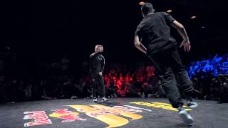 Red Bull BC One France Cypher 2015 - Semi-final - Khalil vs Lil Kev