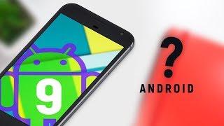 Слухи про Android 9, Booking.com победил iPhone X, и кто сменил логотип? Новости дизайна